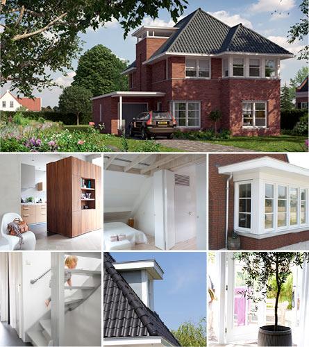 Jaren 30 woning laten bouw nieuwbouw huis in prachtige stijl - Bijvoorbeeld huis modern ...