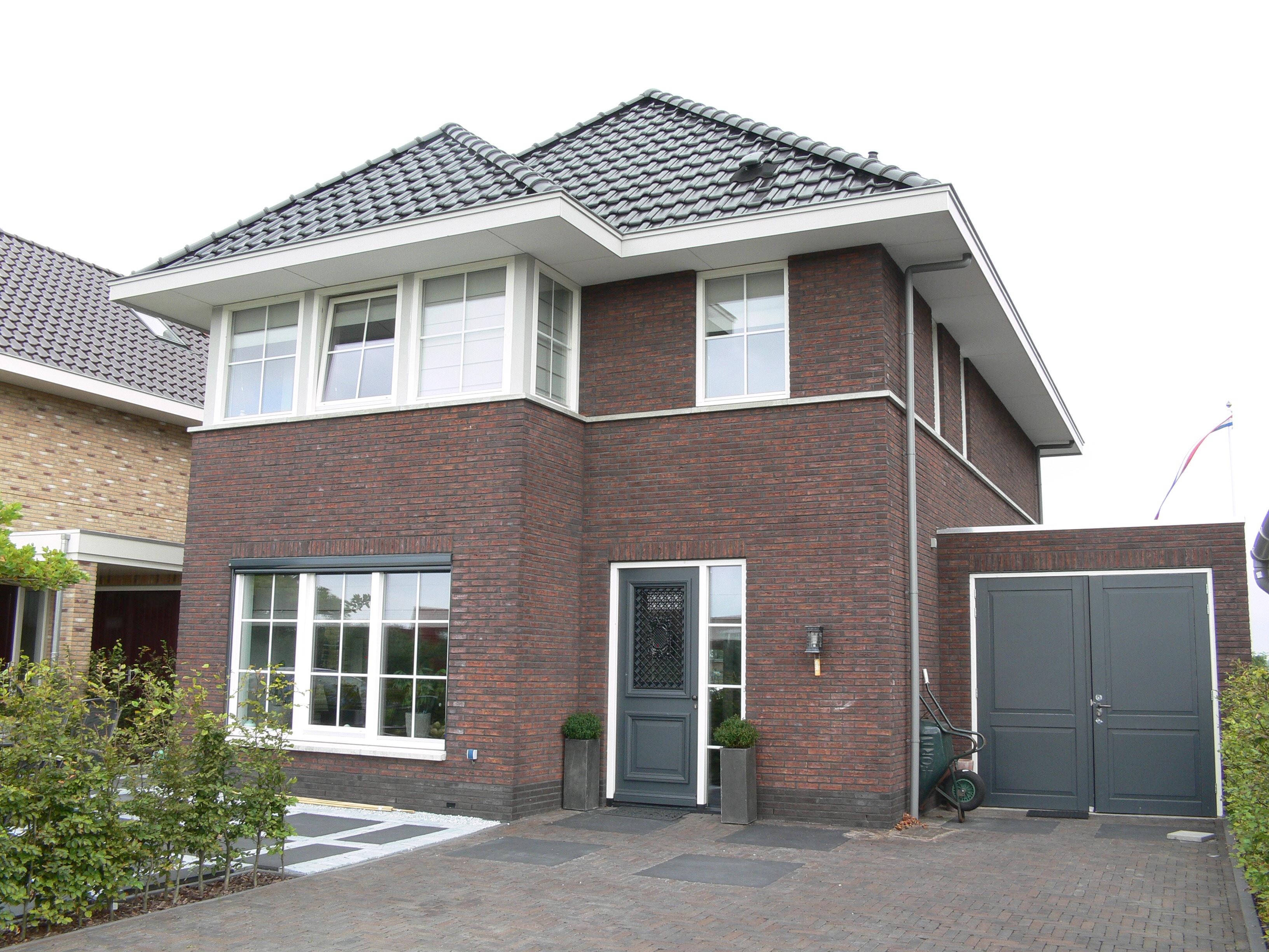 Woningtype in nieuwe wetering bouwbedrijf blauhuis for Nieuwe woning wensen