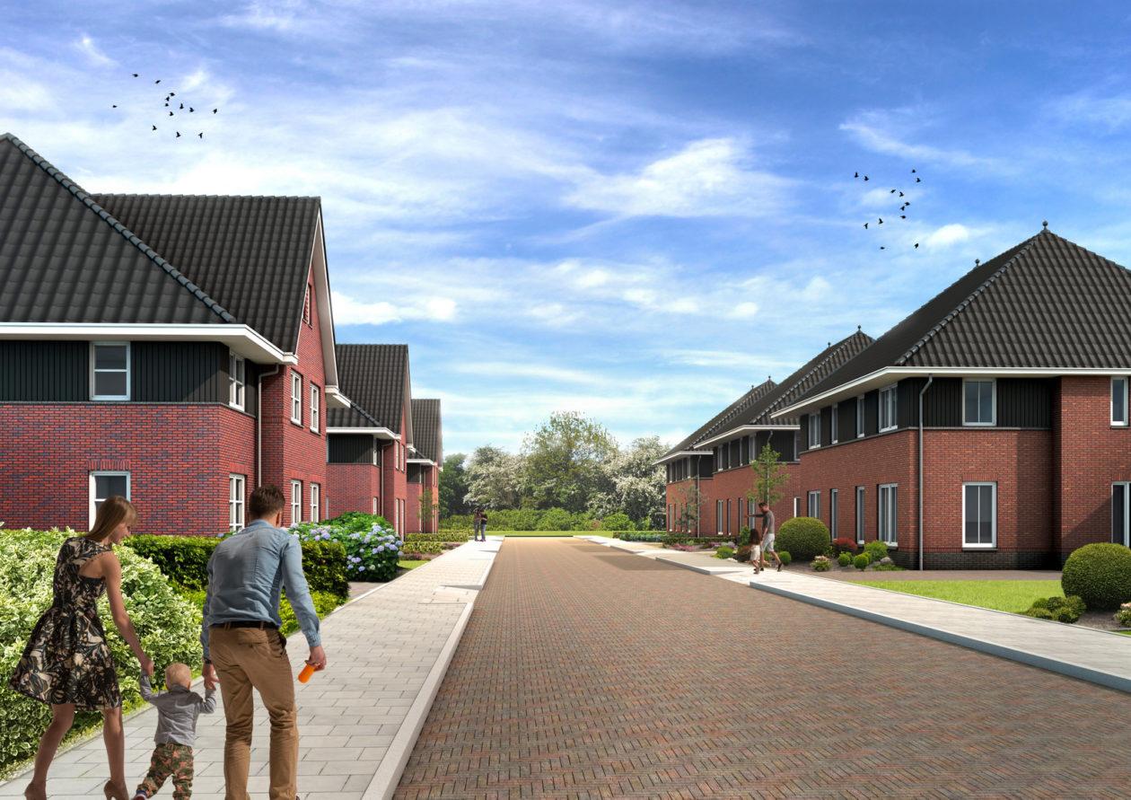 Surhuisterveen uitbreidingsplan Folkerts (1)