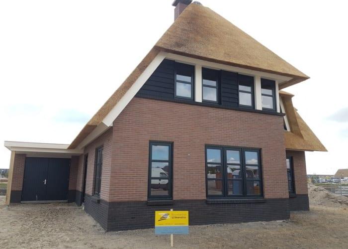 Villa opgeleverd in Blaricum