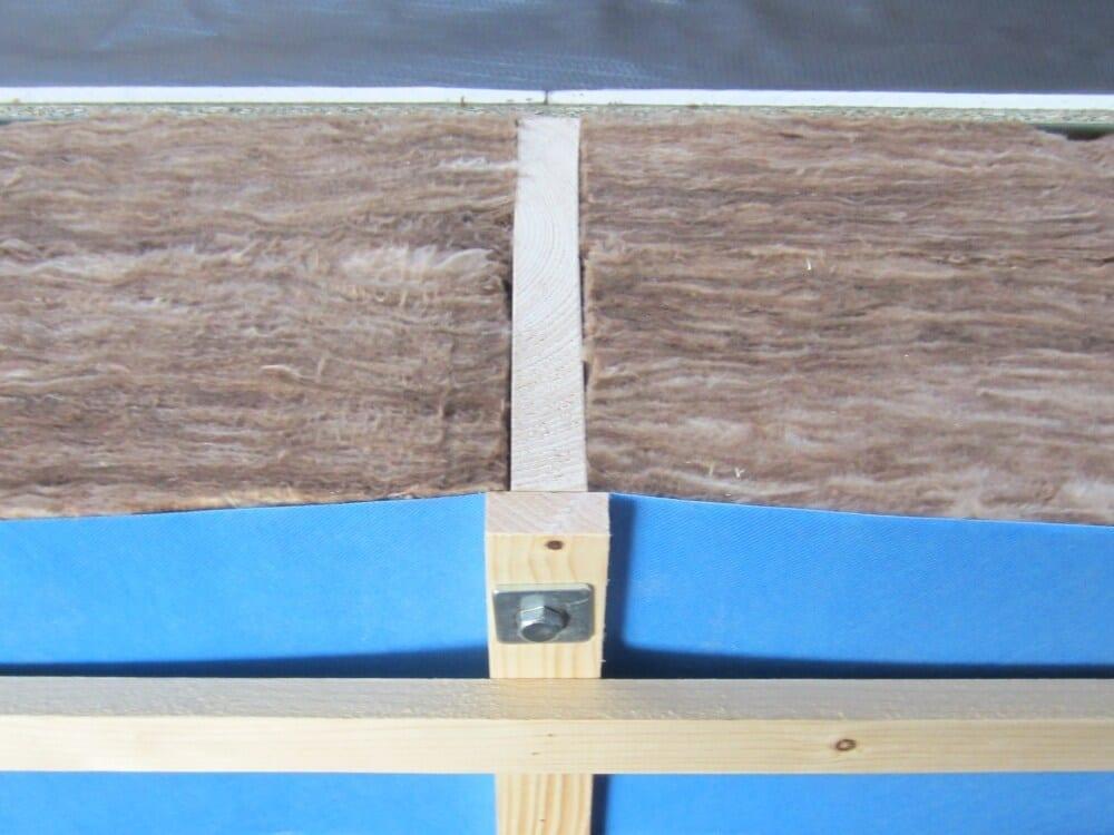 Opbouw dakplaat